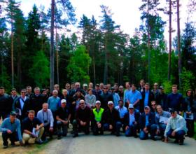 Grupo Brasileiro Visita à Elmia Wood 2013