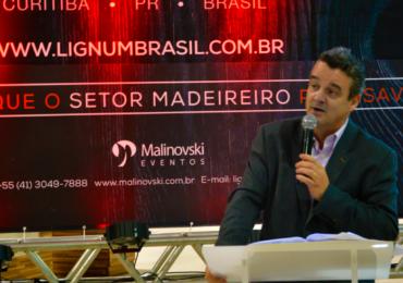 Apoio de peso à Lignum Brasil