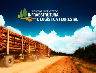 Encontro <br>Brasileiro de Infraestrutura<br>e Logística Florestal