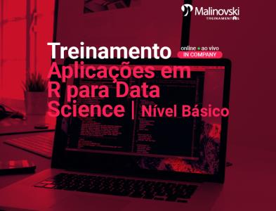 Curso de Aplicações em R para Data Science – Nível Básico