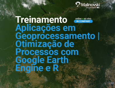 Geoprocessing Applications Course | Process Optimization with Google Earth Engine and R