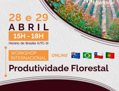Workshop Internacional de Produtividade Florestal