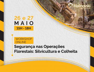 Workshop de Segurança nas Operações Florestais: Silvicultura e Colheita
