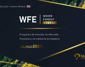 Wood Forest Experts encerra com a participação de 354 profissionais, 15 horas de conteúdo sobre mercado e com apresentações de 30 verdadeiros experts